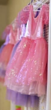$5.99 All SIZE SMALL Princess Dresses from My Princess Party to Go #princessparty #dresses #princess party