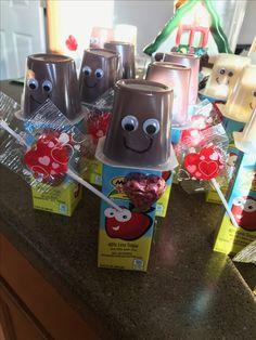 Valentines Ideas .Valentines Robot