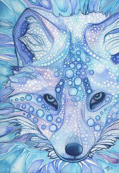 Arctic Fox - The Art of Tamara Phillips