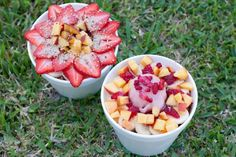 Aloha Bowls: the prettiest acai bowls in Honolulu- trying next week!