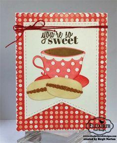 Sweet Tea and Macarons