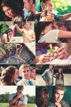 The Last Song.. Miley and Liam