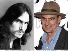 """James Taylor   (sweet baby James) is from Chapel Hill, NC. He is known for songs like """"Fire and Ice"""", """"How sweet it is(to be loved by you)"""" and of course """"Carolina In My Mind"""""""