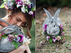 Whimsical Easter Inspiration | Utah Wedding Flowers