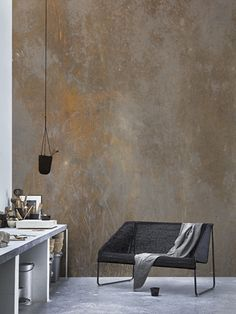 Wallpaper RUST & Ikea VIKTIGT