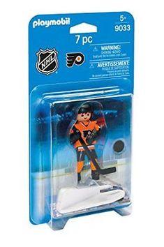 Playmobil Nhl New York Islanders Player 9099 Play Set Black Ottawa, Flyers Players, Hockey, Nhl News, Toys R Us Canada, New York Islanders, Edmonton Oilers, Philadelphia Flyers, Family Game Night