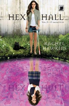 Mundo da Leitura e do entretenimento faz com que possamos crescer intelectual!!!: Divulgada a capa do terceiro volume da série Hex H...