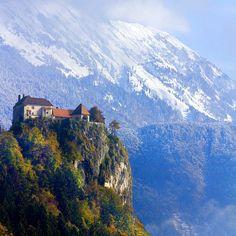 Bled Castle ♦ Radovljica, Slovenia | by Pilar Azana