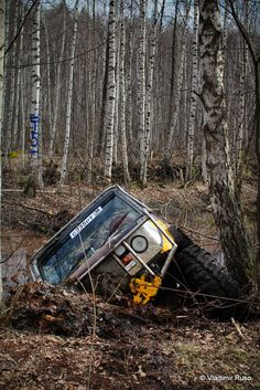Off road race Russia 2013