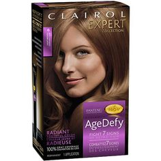 Clairol Natural Instincts Non Permanent Hair Color Spiced