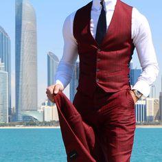 Silk & cashmere suit