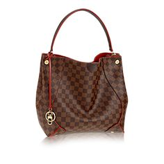 Discover Louis Vuitton Caïssa Hobo: Named for the goddess of chess (a nod to the signature Damier motif) the new Caïssa Hobo combines a relaxed attitude with refined heritage details, like the embossed leather patch inspired by classic Louis Vuitton trunk drawers. Contrast-edge dyeing and a leather bag charm add a pleasing pop of colour. Lightweight and body-friendly, the Caïssa Hobo brings effortless style to an off-duty wardrobe.