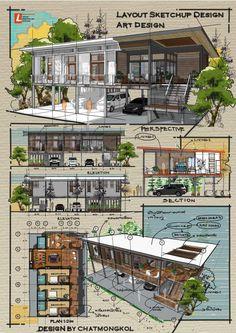 Architecture Design, Interior Architecture Drawing, Architecture Concept Diagram, Architecture Sketchbook, Interior Design Presentation, Sketches, Ideas, Architectural Presentation, Architecture Sketches