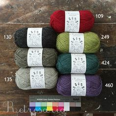 A Retrosaria apresenta Super Soft Swatch, Crushes, Patches, Knitting, Colors, Tricot, Breien, Stricken, Weaving
