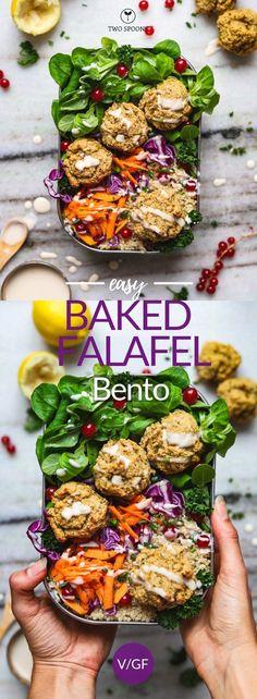 Your favorite recipe source for healthy food [Paleo, Vegan, Gluten free] - paleo dinner - Bento Ideas Vegan Lunch Recipes, Vegan Lunches, Vegan Meal Prep, Delicious Vegan Recipes, Vegan Snacks, Vegan Dinners, Healthy Recipes, Asian Recipes, Paleo Vegan