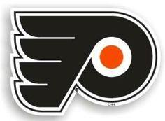 """Philadelphia Flyers 12"""" Car Magnet"""