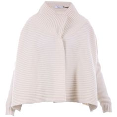 blugirl-oversize-wool-and-cashmere-cardigan (185.355 CLP) ❤ liked on Polyvore featuring tops, cardigans, cream, wool turtleneck, collar cardigan, cashmere cardigans, pink cashmere cardigan and turtleneck tops