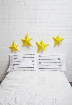 Rise And Fall Arrows Pillowcase Set | FOREVER21 - 1000079082