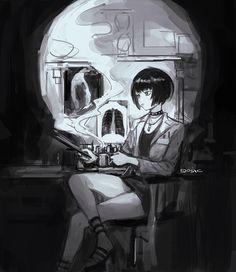 Amazing art of the death persona Takemi Persona 5, Shin Megami Tensei Persona, Akira, Art Inspo, Game Art, Amazing Art, Character Art, Cool Art, Video Games
