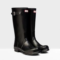 Men's Original Tall Wellington Boots   Hunter Boot Ltd