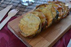 Deliciosa receta de Berenjenas rebozadas d'en Joan de Disfrutando de la Cocina