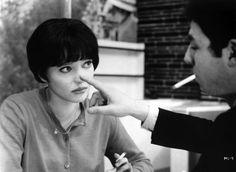 Anna Karina, Sady Rebbot Vivre sa vie: Film en douze tableaux (1962) Jean-Luc Godard