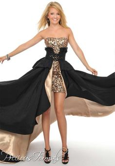 Precious Formals L44291 at Prom Dress Shop #PromPinParty