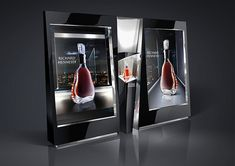 Richard Hennessy merchandising by FRST, Asia and worldwide »  Retail Design Blog