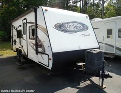Used 2013 Forest River Surveyor Sport For Sale by Reines RV Center available in Ashland, Virginia Camping World Rv, Camping Gear, Camping Equipment Rental, Used Travel Trailers, Rv Parts And Accessories, Rv Dealers, Campers For Sale, Forest River, Motorhome