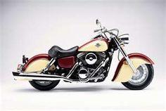 2001 Kawasaki Vulcan 1500 Drifter - 1940 Indian Chief lookalike. Also available in an 800 cc.