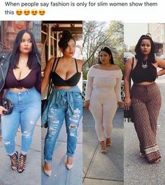 Plus Size Fashion Curvy Girl Fashion, Look Fashion, Plus Size Fashion, Fashion Outfits, Chic Outfits, Looks Plus Size, Look Plus, Curvy Girl Outfits, Plus Size Outfits