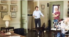 New Photoshoot and Video of Sam Heughan for Barbour…