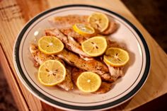 This Meyer Lemon Chicken Piccata was super delicious!
