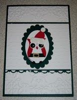 Craft Card- I want to make this for Dr. Edwards :)