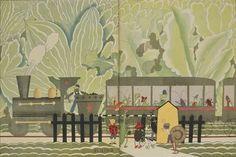 Love these Japanese children's illustrations from the Kawakami Shiro is the artist. Cartoon Kids, Childrens Illustrations, Japanese, Illustration, Fantasy Art, Japanese Illustration, Painting, Art, Vintage Japanese