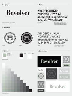 Revolver Coffee    Typefaces  Troover Roman  Akkurat