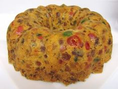 Savory magic cake with roasted peppers and tandoori - Clean Eating Snacks Christmas Desserts, Christmas Baking, Christmas Cookies, Christmas Fruit Cake Recipe, Christmas Treats, Christmas Diy, Christmas Foods, Christmas Candy, Pecan Cake