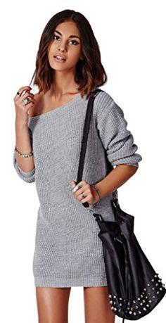 Damen Pullover LongPulli Strick Tunika Sweater Kleid Lang... https://www.amazon.de/dp/B014BOYHJ0/ref=cm_sw_r_pi_dp_x_U9IdybQTW5JGK