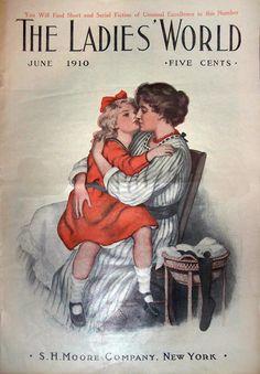 Ladies' World 1910-06