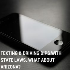 US teen texting and driving dips with state laws: Is Arizona next?  According to a new analysis of nationwide surveys, teens report less texting while driving in the years following statewide bans. But texting while driving rates are still high, the researchers found.   Keep Reading: - http://www.zacharlawblog.com/2015/05/us-teen-texting-and-driving-dips-with-state-laws-is-arizona-next.html