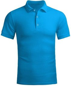 Men's Various Colors Fine Cotton Polo Shirts Only $9.9