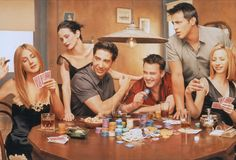 Wallpaper Friends, sitcom, Jennifer Aniston, Courteney Cox, Lisa Kudrow, Matt LeBlanc, Matthew Perry, David Schwimmer