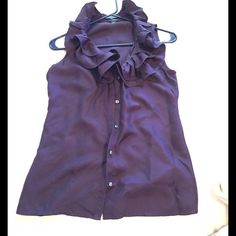 Gorgeous like new silk blouse Worn once Ann Taylor Tops Blouses