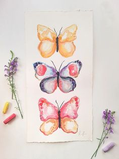Original paintings & art prints. Illustrations and paintings of all things happy. Watercolour painting and pastel artwork, New Zealand artist Watercolour Painting, Watercolors, Your Paintings, Original Paintings, Pastel Artwork, New Art, Butterfly, Illustrations, Art Prints