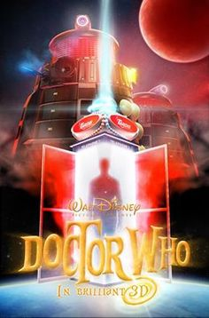 What if Disney did Doctor Who?!