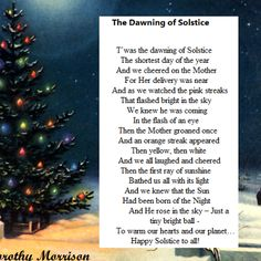 ✯ The Dawning of Solstice ✯