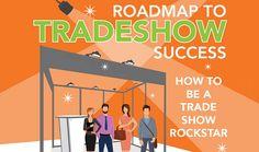 Roadmap to Tradeshow Success #infographic