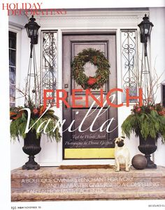 Christmas Decorating Count Down | Thinking Outside the Boxwood
