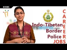 ITBP - Indo Tibetan Border Police Recruitment Notification,Police jobs,Openings,Exam dates & results