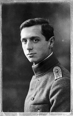 Max Ernst in uniform,  c. 1914–1918, Album of Philipp Ernst, Private collection  © National Gallery of Art, Washington, DC
